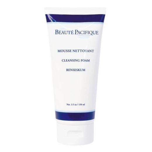 Beauté Pacifique Cleansing Foam  (Dziļi attīrošas putas sejai)