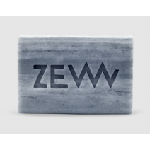 ZEW for Men Soap with Silver - Aseptic Soap  (Antiseptiskas ziepes rokām, sejai, ķermenim)