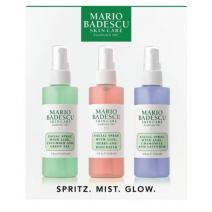 Mario Badescu Spritz Mist Glow Set  (Sejas kopšanas komlekts)