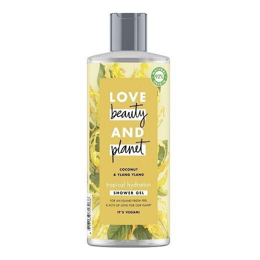 Love Beauty and Planet Coconut Oil & Ylang Ylang Shower Gel   (Mitrinoša dušas želeja)
