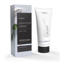 Kinetics Pedicure Light-Foot Cream  (Krēms pēdu pietūkuma mazināšanai)