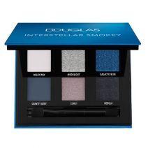 Douglas Make Up Interstellar Mini Smokey Eyeshadow Palette  (Acu ēnu palete)