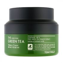 TONYMOLY The Chok Chok Green Tea Watery Cream  (Mitrinošs sejas krēms)