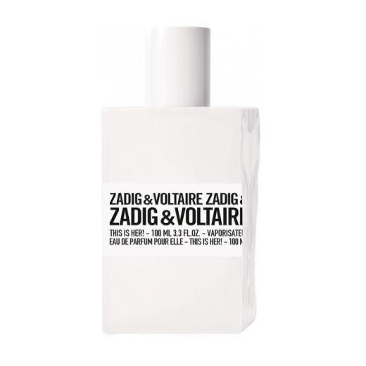 Zadig & Voltaire This is Her!   (Parfimērijas ūdens sievietei)