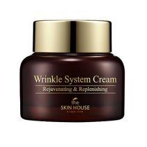 The Skin House Wrinkle System Cream  (Atjaunojošs sejas krēms)