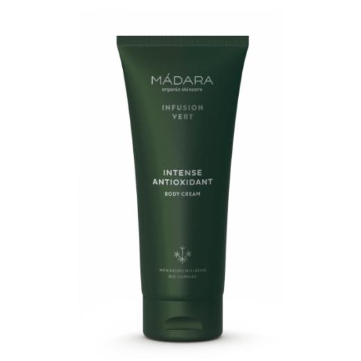 Madara Infusion Vert Intense Antioxidant Body Cream  (Barojošs ķermeņa krēms)
