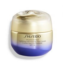 Shiseido Vital Perfection Uplifting and Firming Day Cream SPF 30  (Ādu paceļošs un nostiprinošs krēm