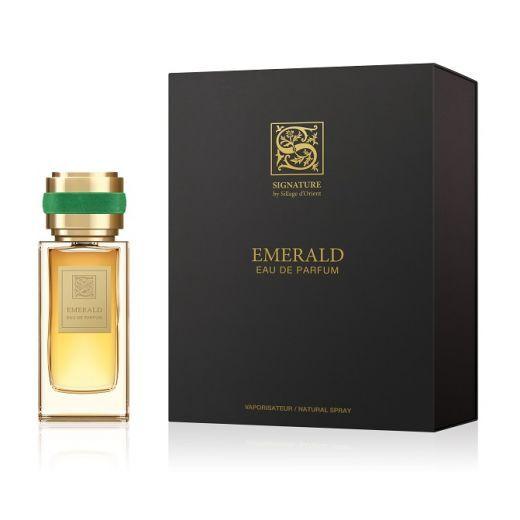 Signature by Sillage D'orient Emerald  (Parfimērijas ūdens sievietei un vīrietim)
