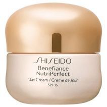 Shiseido Benefiance NutriPerfect Day Cream SPF 15 (Īpaši spēcinošs dienas krēms ar SPF15)