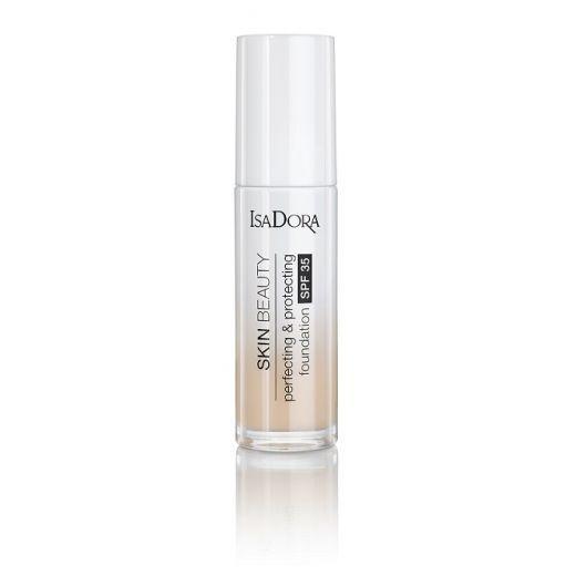 Isadora Skin Beauty Perfecting & Protecting Foundation SPF35  (Tonālais krēms SPF 35)