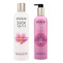 Douglas Home SPA Leilani Bliss Regenerating Body Wash + Mystery Of Hammam Body Lotion  (Ķermeņa kopš