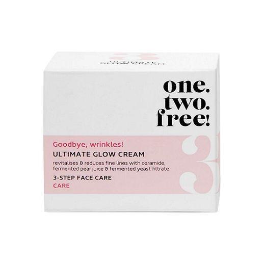 ONE.TWO.FREE! Ultimate Glow Cream  (Sejas krēms)