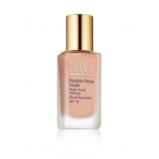 Estée Lauder Double Wear Nude Water Fresh Makeup SPF 30 30 ml 2C2 (Viegls tonālais krēms)
