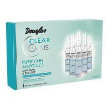 Douglas Focus Clear Focus Purifying Ampoules  (Sejas attīrošas ampulas)