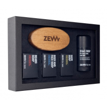 ZEW for Men The Bearded Man's  Set  (Dāvanu komplekts vīrietim)