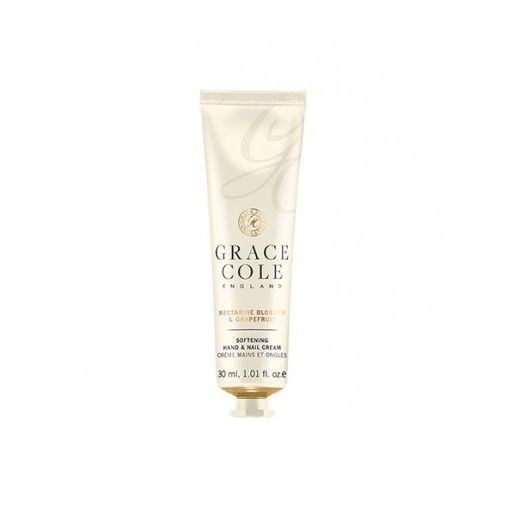 Grace Cole Nectarine Blossom & Grapefruit Hand & Nail Cream  (Roku krēms)