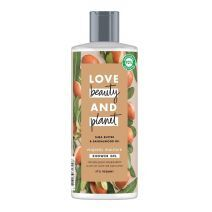 Love Beauty and Planet Shea Butter and Sandalwood Oil Shower Gel   (Mitrinoša dušas želeja)