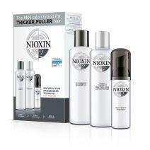NIOXIN Trialkit System Nr.2  (Matu kopšanas komplekts)