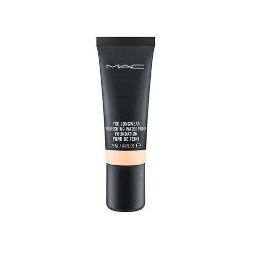MAC Pro Longwear Nourishing Waterproof Foundation 25 ml NW18 (Noturīgs tonālais krēms)