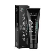 Pro Teeth Whitening Activated Charcoal Whitening Toothpaste  (Balinoša zobu pasta ar aktivēto ogli)