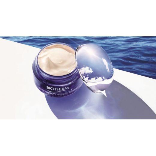Biotherm Blue Therapy Multi Defender SPF 25 Dry Skin  (Pretnovecošanās sejas krēms)