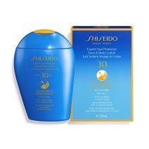 Shiseido Expert Sun Protector Lotion SPF 30  (Saules aizsardzības losjons SPF30 sejai un ķermenim)