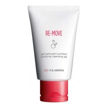 Clarins Re-Move Purifying Cleansing Gel  (Attīroša želeja sejai)