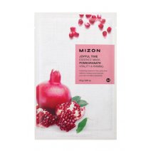 Mizon Joyful Time Essence Mask Pomegranate  (Sejas maska ar granātābolu)