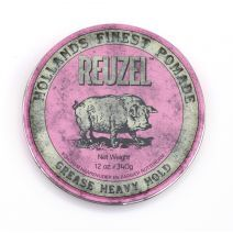 Reuzel Pink Heavy Hold Grease   (Vasks matiem)