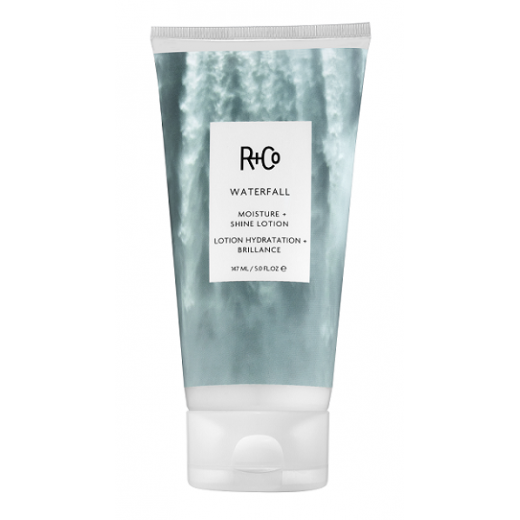 R+CO Waterfall Moisture + Shine Lotion  (Mitrinošs losjons matiem)