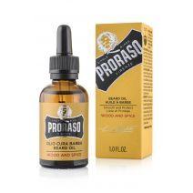 Proraso Beard Oil  (Eļļa bārdas kopšanai)
