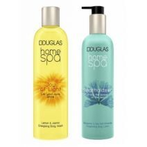 Douglas Home SPA Joy Of Light Body Wash + Seathalasso Body Lotion  (Ķermeņa kopšanas komplekts)