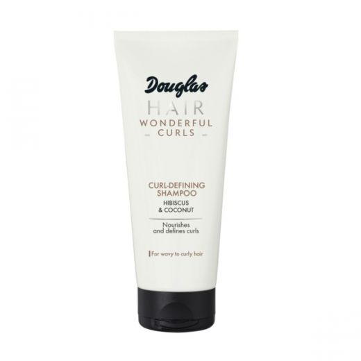 Douglas Hair Mini Wonderful Curls Curl-Defining Shampoo 75 ml  (Šampūns cirtainiem un viļņainiem mat