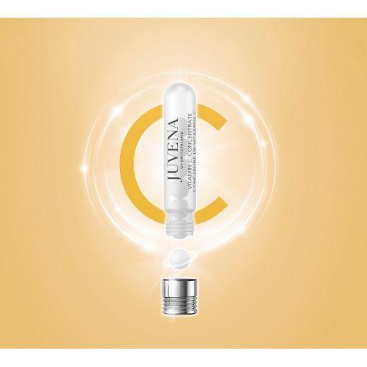 Juvena Vitamin C Concentrate  (C vitamīna serums sejai)