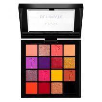 NYX Professional Makeup Ultimate Shadow Palette Festival Festival  (Acu ēnu palete)
