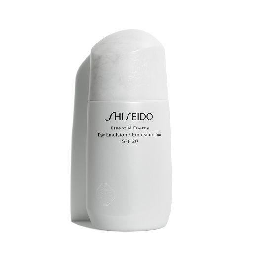 Shiseido Essential Energy Day Emulsion SPF 20   (Mitrinoša emulsija sejai)