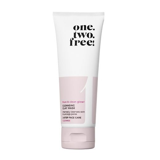 ONE.TWO.FREE! Cleansing Clay Mask  (Sejas maska)