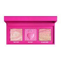 Jeffree Star Cosmetics Pink Religion Sacred Glass Trio Palette