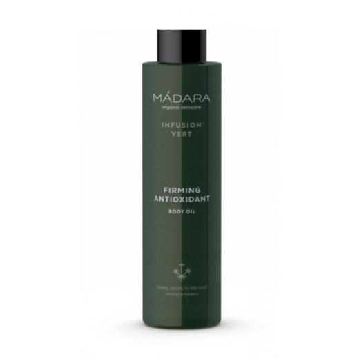 Madara Infusion Vert Firming Antioxidant Body Oil  (Nostiprinoša ķermeņa eļļa)