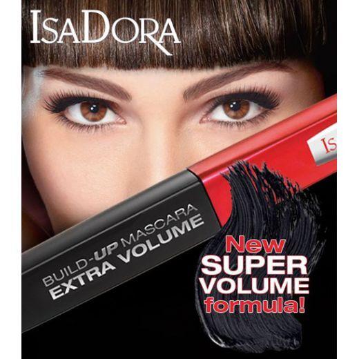 Isadora Build Up Extra Volume  (Skropstu tuša apjomam)