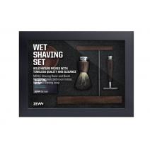 ZEW for Men Wet Shaving Set   (Dāvanu komplekts vīrietim)