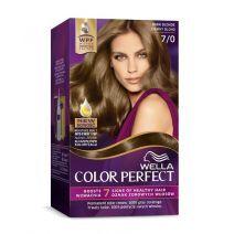 Wella Color Perfect 7/0 Dark Blond  (Matu krāsa)