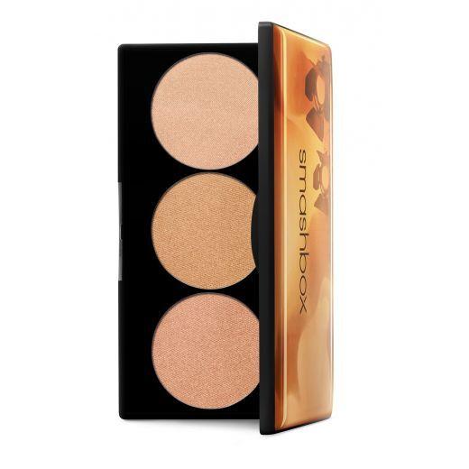 Smashbox Spotlight Palette Gold   (Izgaismojoša palete)