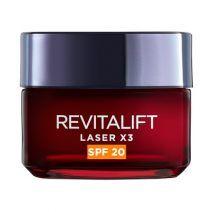L'Oreal Paris Revitalift Laser X3 Day Cream SPF20   (Dienas krēms)