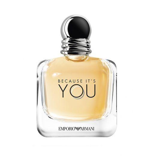 Emporio Armani Because It's You   (Parfimērijas ūdens sievietei)