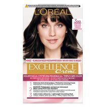 L'Oreal Paris Excellence Hair Color 300 Dark Brown  (Matu krāsa)