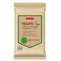 Purederm Vegan Makeup Cleans Towelet