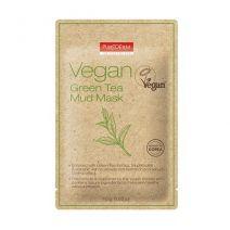 Purederm Vegan Green Tea Mud Mask