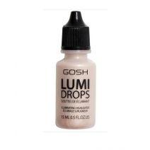 GOSH Lumi Drops  (Izgaismojošs korektors)