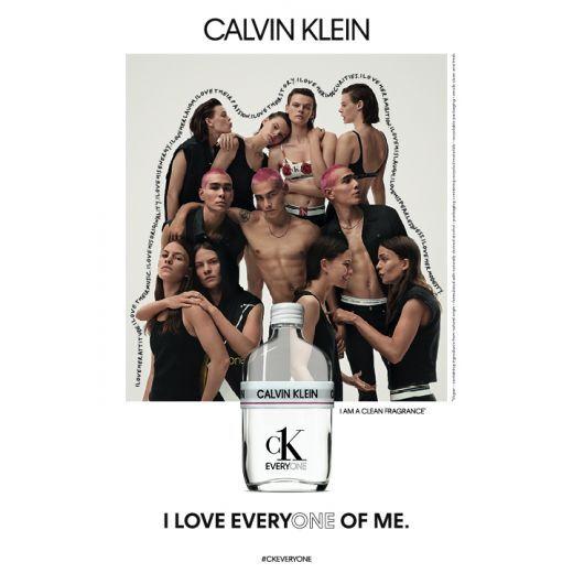 Calvin Klein Everyone  (Tualetes ūdens sievietei un vīrietim)